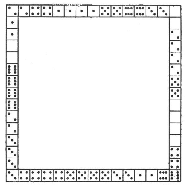 рис. 5. квадратная рамка