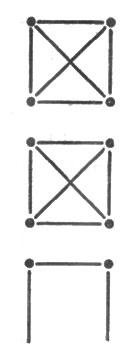 рис. 32. каждый полный квадратик означает 10