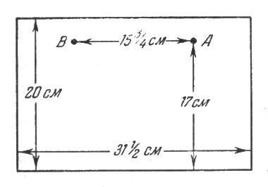 рис. 82. развернем боковую поверхность цилиндрической банки в плоскую фигуру: получим прямоугольник