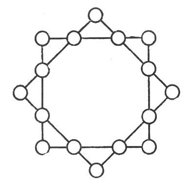 рис. 94. восьмиконечная звезда