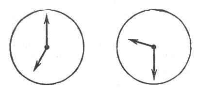 рис. 96. какой величины углы между стрелками?